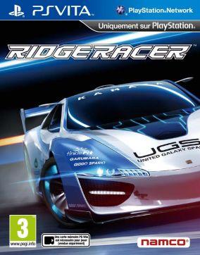 Copertina del gioco Ridge Racer per PSVITA