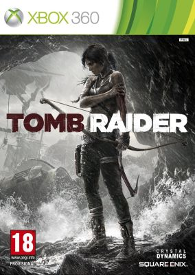 Copertina del gioco Rise of the Tomb Raider per Xbox 360