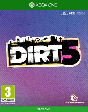 Copertina del gioco DIRT 5 per Xbox One
