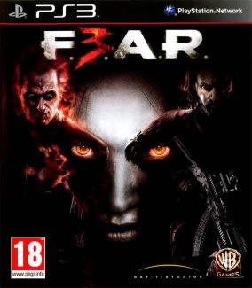 Copertina del gioco F.3.A.R. per PlayStation 3