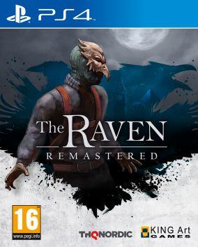 Copertina del gioco The Raven Remastered per Playstation 4