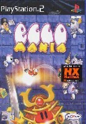 Immagine della copertina del gioco Eggo mania per PlayStation 2