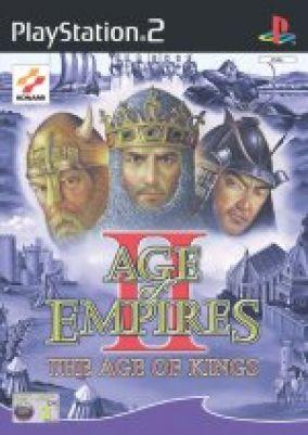 Immagine della copertina del gioco Age of Empires 2: The Age of Kings per PlayStation 2