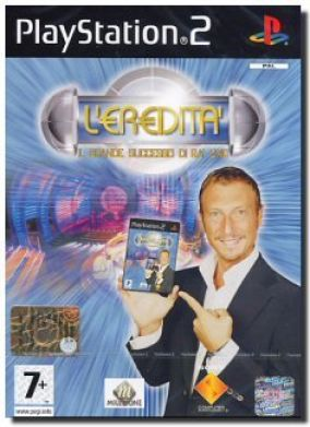 Copertina del gioco L'eredità per PlayStation 2