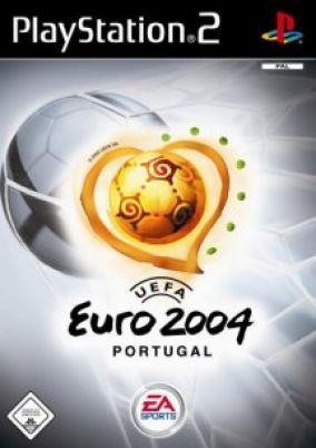 Copertina del gioco Euro 2004 per PlayStation 2