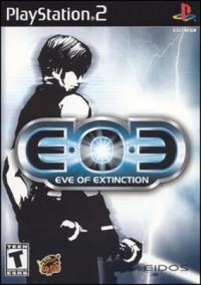 Copertina del gioco Eve of Extinction per PlayStation 2