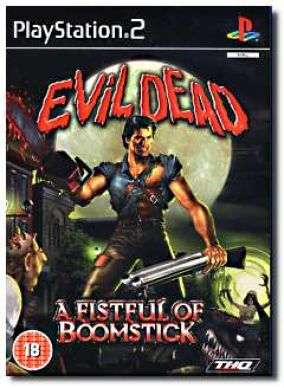 Copertina del gioco Evil Dead - A Fistful of Boomstick per PlayStation 2