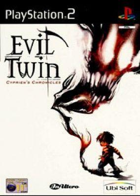 Copertina del gioco Evil twin per PlayStation 2