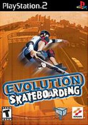 Copertina del gioco Evolution Skateboarding per PlayStation 2