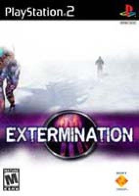 Copertina del gioco Extermination per PlayStation 2