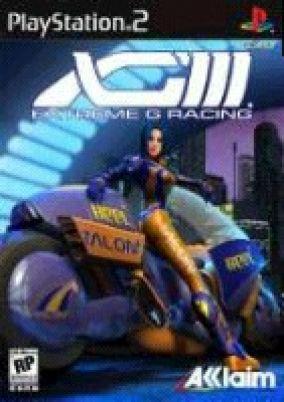 Copertina del gioco Extreme G3 per PlayStation 2