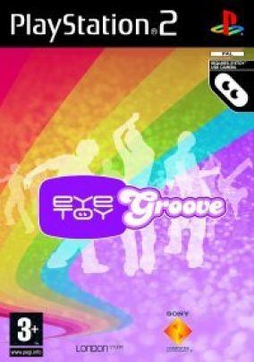 Copertina del gioco Eye Toy: Groove per PlayStation 2