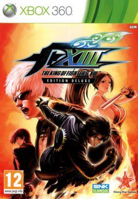 Copertina del gioco The King of Fighters XIII per Xbox 360
