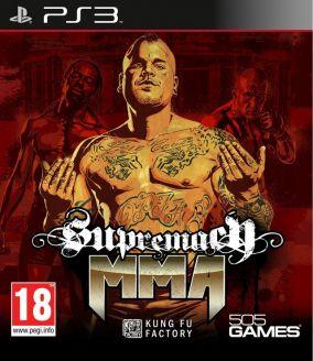 Copertina del gioco Supremacy MMA per PlayStation 3