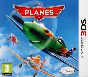 Immagine della copertina del gioco Planes per Nintendo 3DS