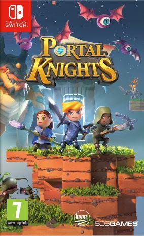 Copertina del gioco Portal Knights per Nintendo Switch