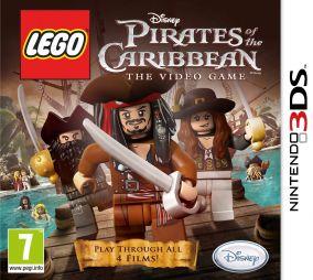 Immagine della copertina del gioco LEGO Pirati dei Caraibi per Nintendo 3DS
