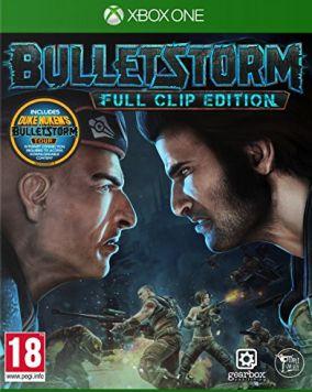 Copertina del gioco Bulletstorm: Full Clip Edition per Xbox One