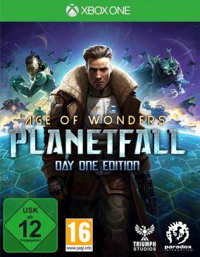 Immagine della copertina del gioco Age of Wonders: Planetfall per Xbox One