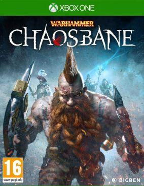Copertina del gioco Warhammer: Chaosbane per Xbox One