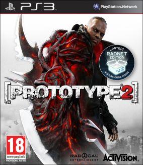 Immagine della copertina del gioco Prototype 2 per PlayStation 3