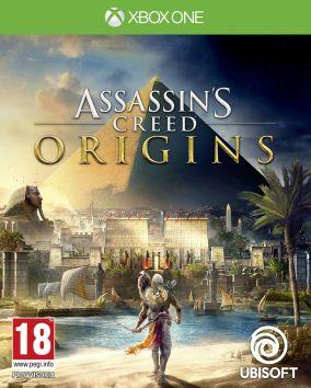 Immagine della copertina del gioco Assassin's Creed: Origins per Xbox One