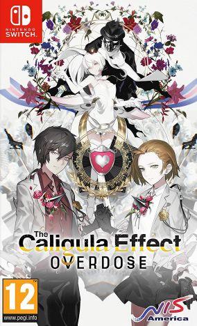 Copertina del gioco The Caligula Effect: Overdose per Nintendo Switch