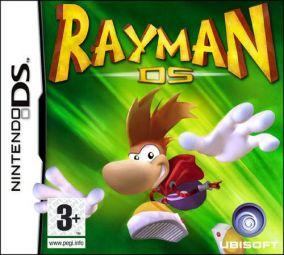 Immagine della copertina del gioco Rayman DS per Nintendo DS