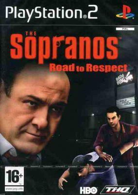 Immagine della copertina del gioco The Sopranos: Road to respect per Playstation 2