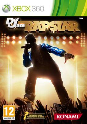 Copertina del gioco Def Jam Rapstar per Xbox 360