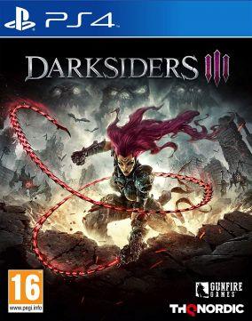Immagine della copertina del gioco Darksiders III per PlayStation 4