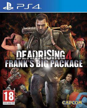Immagine della copertina del gioco Dead Rising 4: Frank's Big Package per Playstation 4