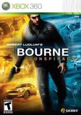 Immagine della copertina del gioco The Bourne Conspiracy per Xbox 360