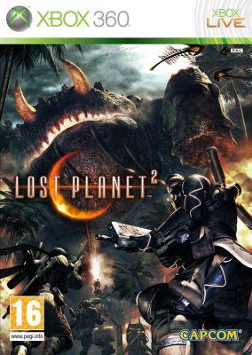 Copertina del gioco Lost Planet 2 per Xbox 360