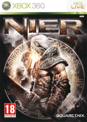 Copertina del gioco NieR per Xbox 360