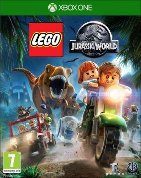 Immagine della copertina del gioco LEGO Jurassic World per Xbox One