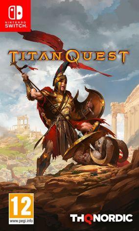 Immagine della copertina del gioco Titan Quest per Nintendo Switch