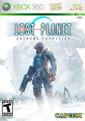Immagine della copertina del gioco Lost Planet: Extreme Condition per Xbox 360