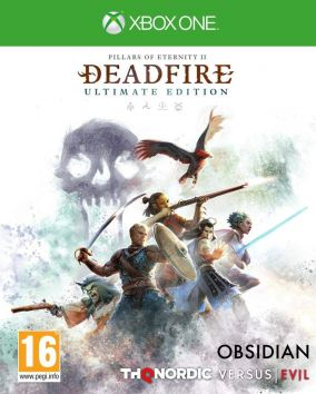 Copertina del gioco Pillars of Eternity 2: Deadfire per Xbox One