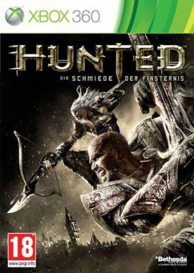 Copertina del gioco Hunted: The Demon's Forge per Xbox 360
