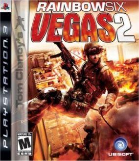 Copertina del gioco Tom Clancy's Rainbow Six Vegas 2 per PlayStation 3