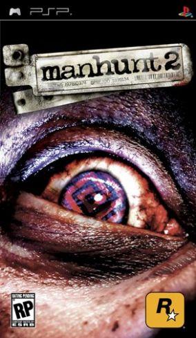 Immagine della copertina del gioco Manhunt 2 per PlayStation PSP
