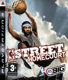Copertina del gioco NBA Street Homecourt per PlayStation 3