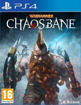Immagine della copertina del gioco Warhammer: Chaosbane per PlayStation 4