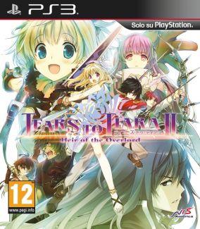Immagine della copertina del gioco Tears to Tiara II: Heir of the Overlord per Playstation 3