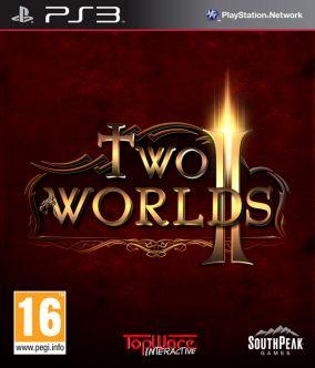 Immagine della copertina del gioco Two Worlds II per PlayStation 3