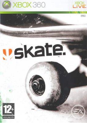 Copertina del gioco Skate 2 per Xbox 360