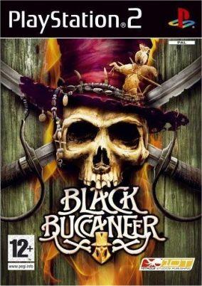 Copertina del gioco Black Buccaneer per PlayStation 2
