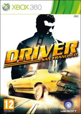 Immagine della copertina del gioco Driver: San Francisco per Xbox 360