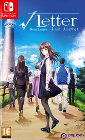 Copertina del gioco Root Letter: Last Answer per Nintendo Switch